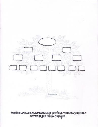 Arbre genealogique 2