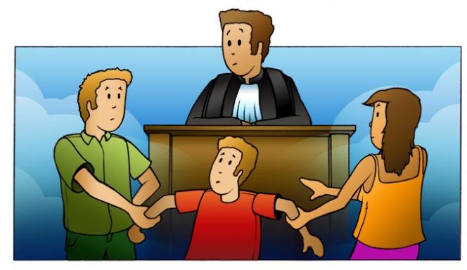 Autorie parentale juge