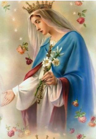 Litanies a la sainte vierge